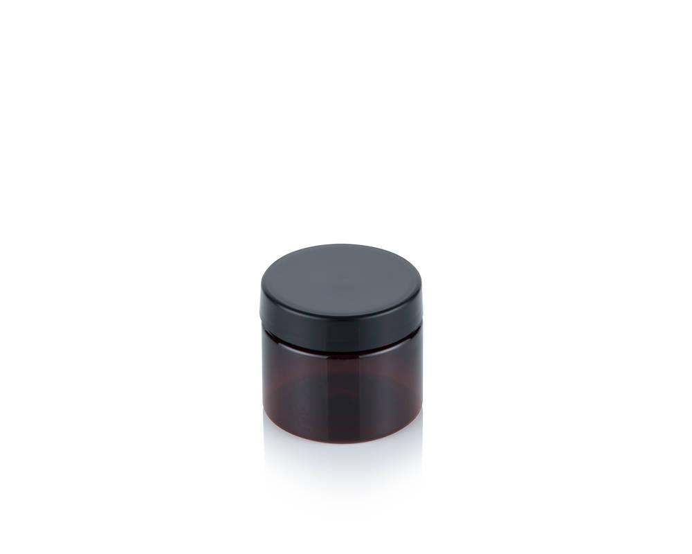 Plastic cosmetic tub 50ml