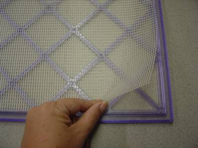 Exalibur Polyscreen Tray Inserts 14