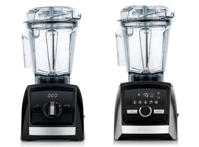 Vitamix Ascent A2500 and A3500
