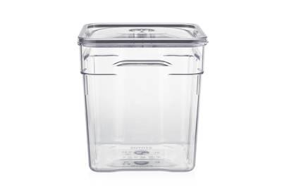 8l container status