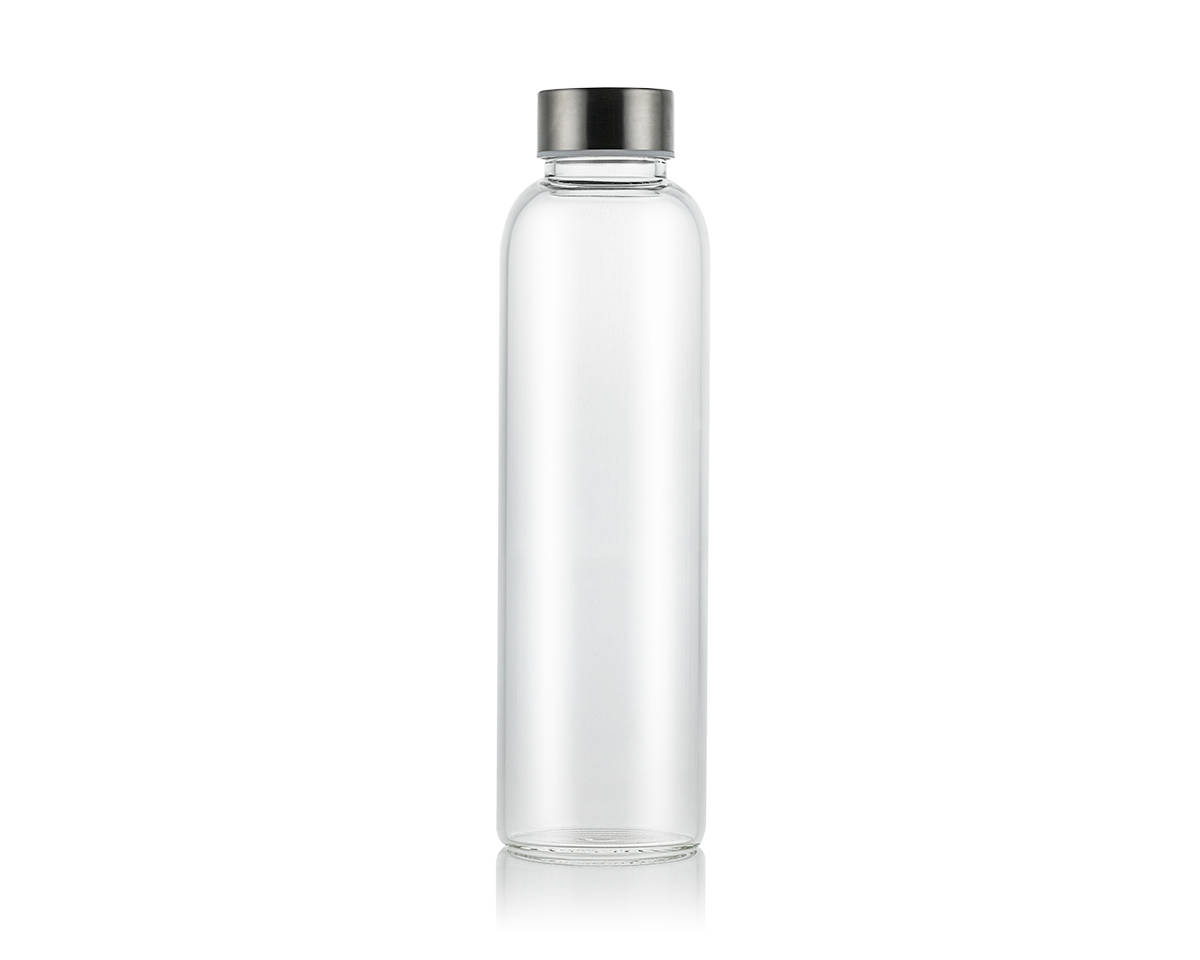 borosilicate glass bottle 500 ml