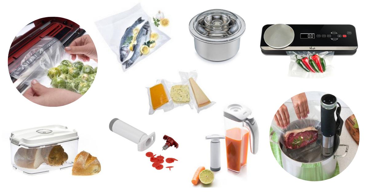 jak vakuovat potraviny