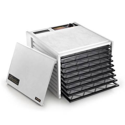 Excalibur 4900 dehydrator white