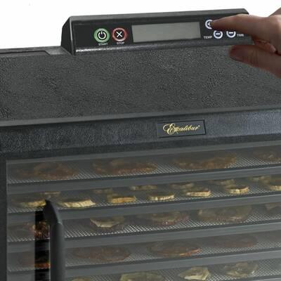Excalibur dehydrator digital timer