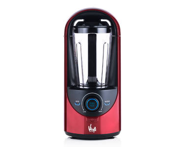 Vidia Vacuum Blender red