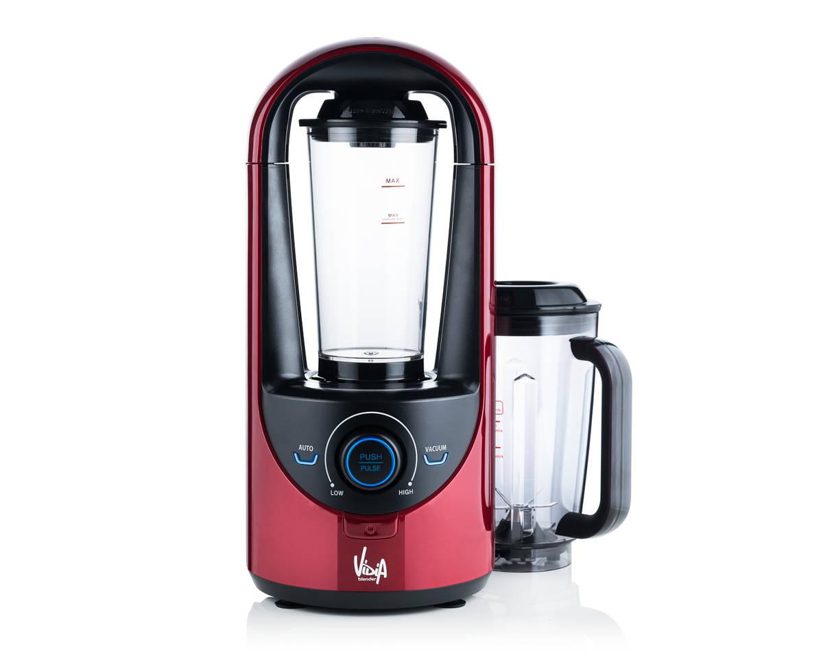 Sana Store Vidia Vacuum Blender Bl 001 Red