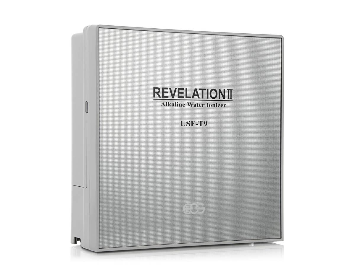 Revelation Ii Undersink Water Ionizer