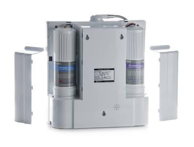 KYK Genesis Platinum water ionizer detail