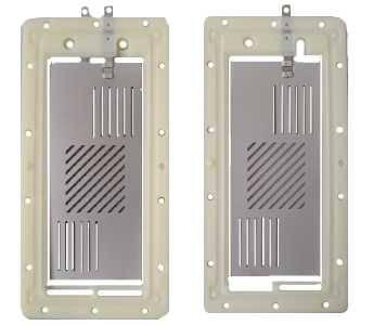 Revelation II undersink water ionizer electrode plates