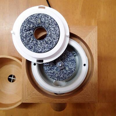 Komo Fidibus XL grain mill millstones