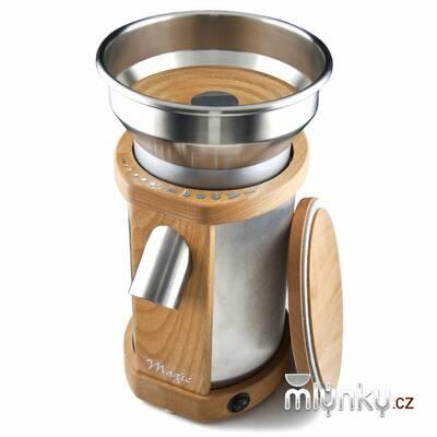 Komo Magic grain mill walnut