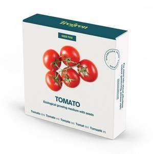 Tregren Herbie and Genie seed pods tomato