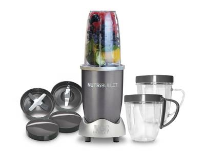 Nutribullet 600 12 set metal