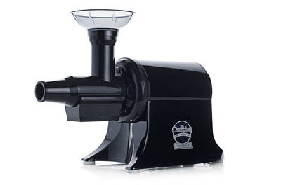 Champion Juicer 2000+ masticating juicer (black)
