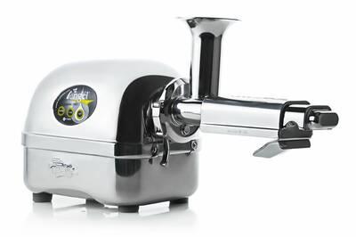 Angel 5500 twin-gear juicer