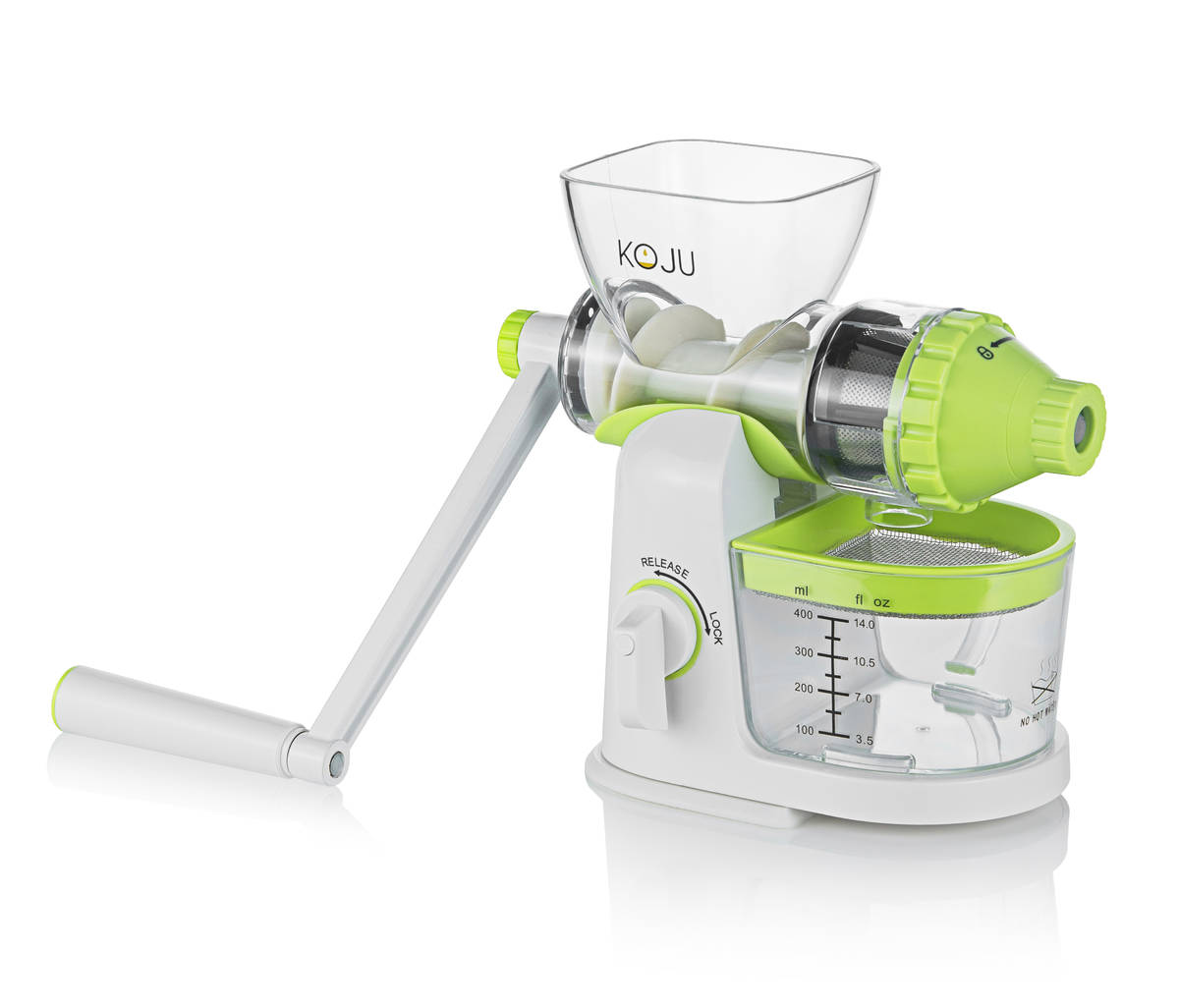 Koju manual juicer