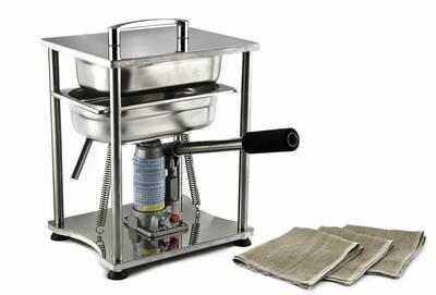 Jasna hydraulic juice press plus bags