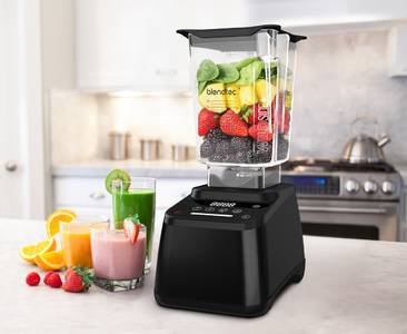 BlendTec CHEF 775F black