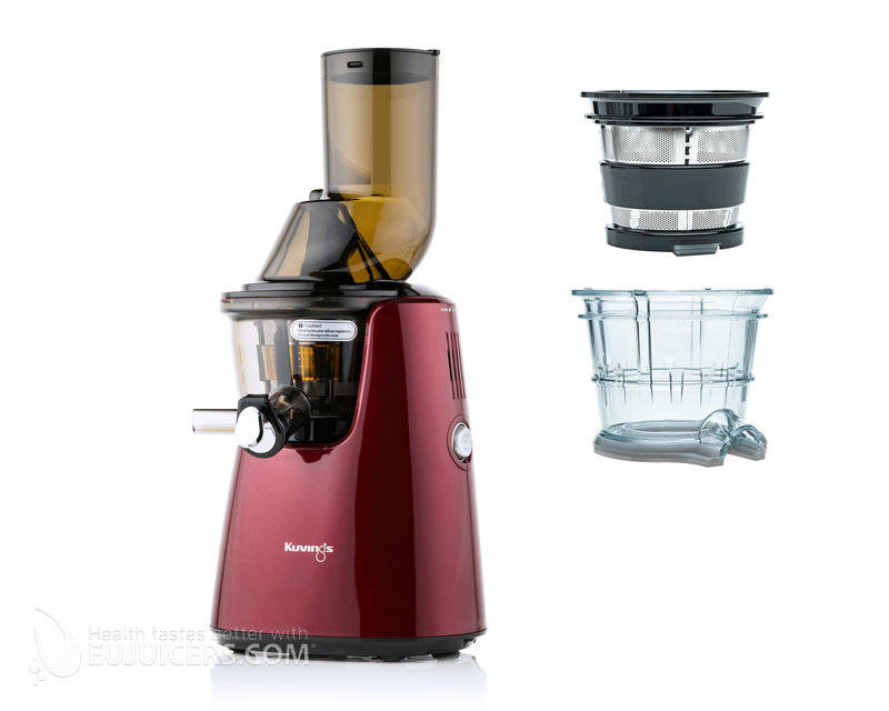 Kuvings Juicer C9500 Exclusive red