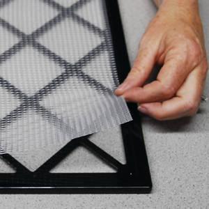 polyscreen tray dehydrator