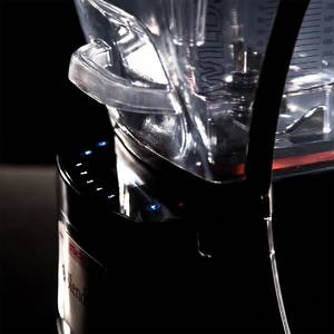 BlendTec Stealth 875 commercial blender detail